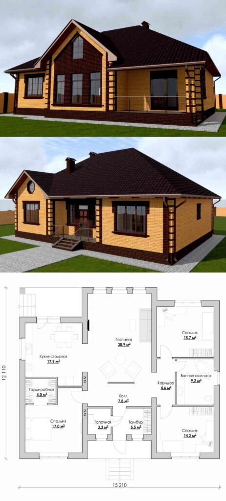 оформить садовый дом