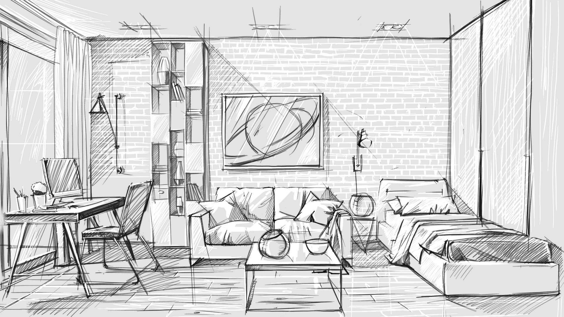 8 лучших дизайнерских решений для вашей квартиры